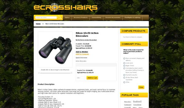 eCrossHairs