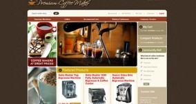 Premium Coffee Maker