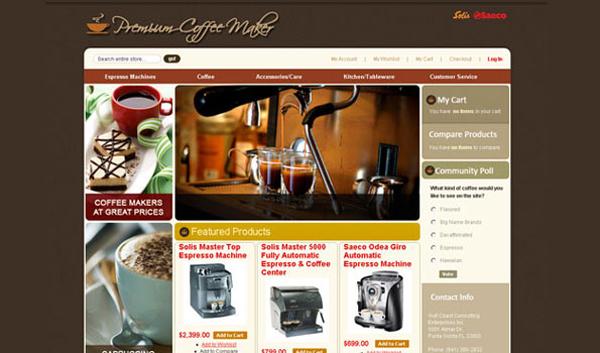 Premium Coffee Maker